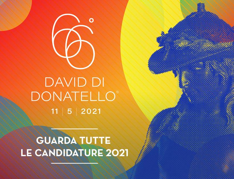 David di Donatello 2021, i vincitori